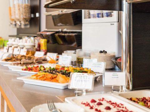 Frühstuecksbuffet